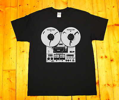 vintage tape recorder stereo tape deck pioneer reel-to-reel men/'s T-SHIRT