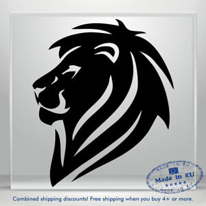 KIDS ON BOARD LION KING sticker vinyl decal for car and others FINISH GLOSSY