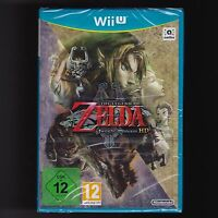 The Legend of Zelda: Twilight Princess HD (Nintendo Wii U) Kids New Sealed Game