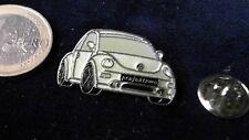 VW Volkswagen Pin Badge Anstecker Beetle Projektzwo silber Käfer limited
