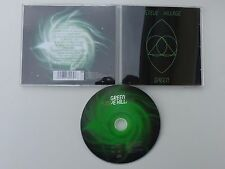 CD ALBUM STEVE HILLAGE Green CDVR 2098