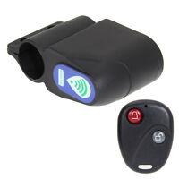 Bike Bicycle Anti-theft Alarm Lock Vibration Equipment Sale Remote Control