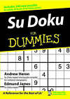 Su Doku For Dummies by Edmund James, Andrew Heron (Paperback, 2005)