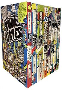 Tom-Gates-Collection-Liz-Pichon-8-Books-Set-Extra-Special-Treats