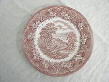 C4 Pottery Barratts Old Castle Plate Medium 23cm 6F2C