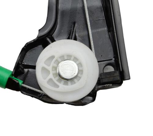 elektrisch Fensterheber vorne rechts ohne Motor für BMW 3er E46 Cabriolet Coupe
