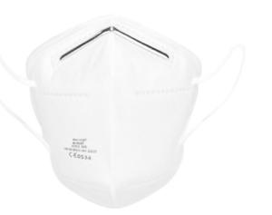 20 FFP2 Masken 4-lagig! - CE0534-zertifiziert-optimal für Brillenträger !!