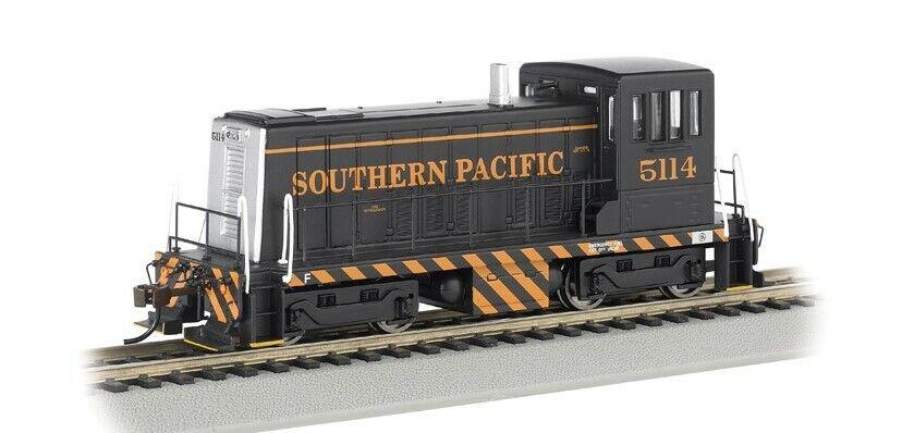 nuevo  Ho Bachmann  60613 Ge 70-Ton Diesel Locomotora Southern Pacific equipado con DCC