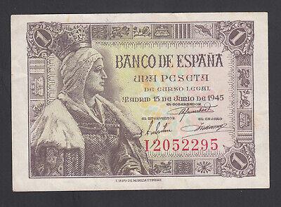 Spain  100 Pesetas 01-07-1925  F-VF  P Banknotes 69 Circulated