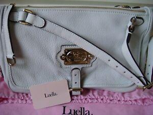 De De Bolso Cuero Heritage Luella Heritage Bolso Bolso Luella Cuero Heritage OqwUxH