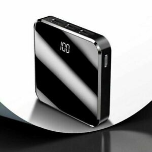 900000mAh 2 USB Backup External Battery Power Bank Pack Charger for Cell Phone