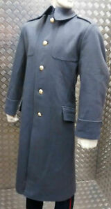 Genuine British Army Household Division Greatcoat Great Coat Artillery 188/92cm