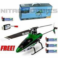 Blade BLH4180 120 S Helicopter BNF w/ Battery / Charger + Free 3x Extra Lipo