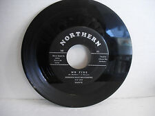 Johnnie Mae Matthews, Mr. Fine / Some Day, Northern Records C3729, Northern Soul