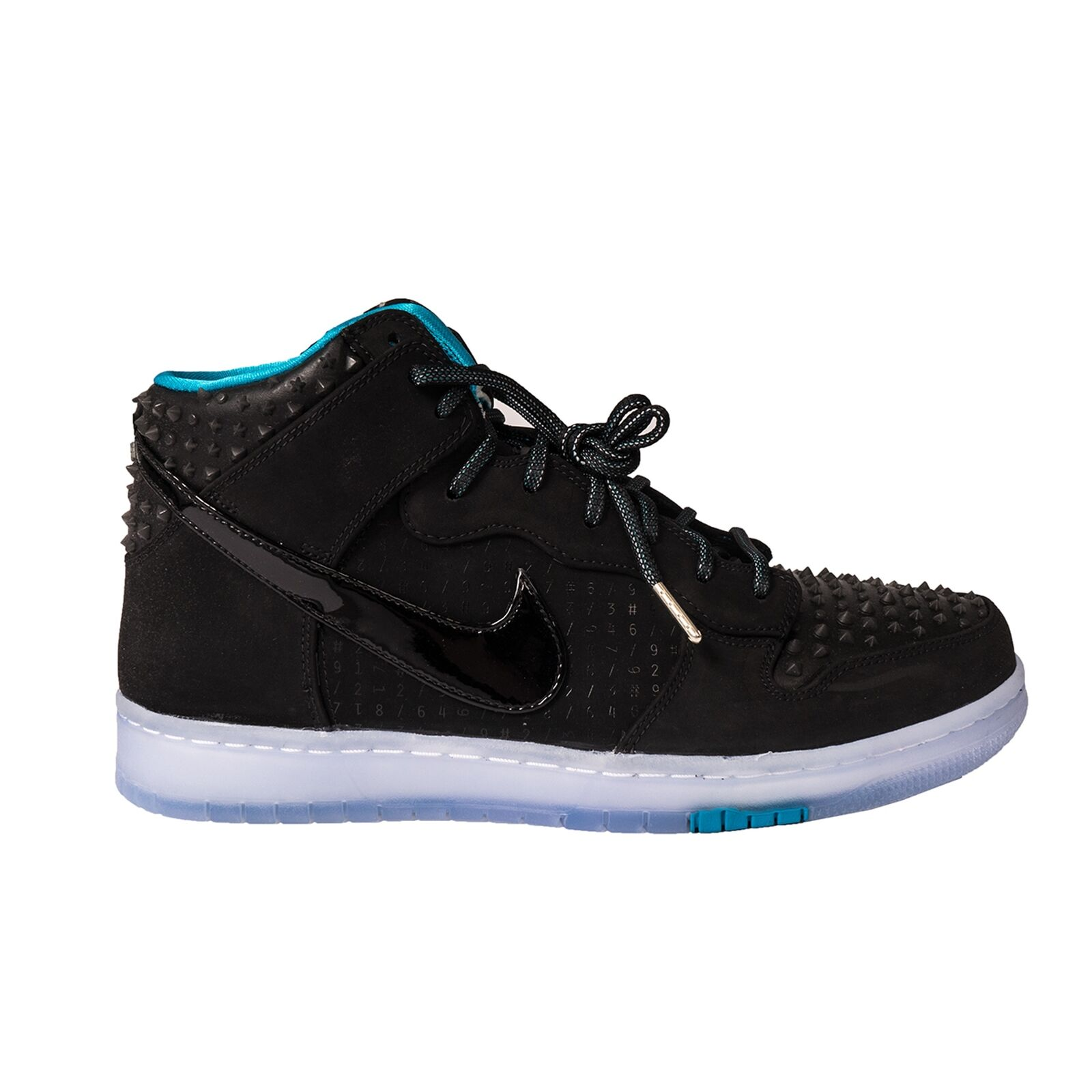 Nike Sportswear Dunk CMFT Prm As QS Hombre Zapatilla Baja Deportivas Negro