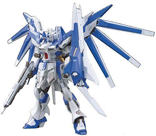 NEW BANDAI HGBF 1 144 Hi-NU GUNDAM VRABE MODEL KIT Gundam Build Fighters F S