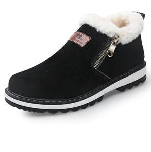 Cálido Botines Nuevo Botas Invierno Mejores Hombre Zapatos Zapato Casual Estilo Sdq8wYtgYx