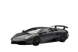 Aut54626 - Voiture De Sport Lamborghini Mucielago Lp670-4 Sv Couleur Grise
