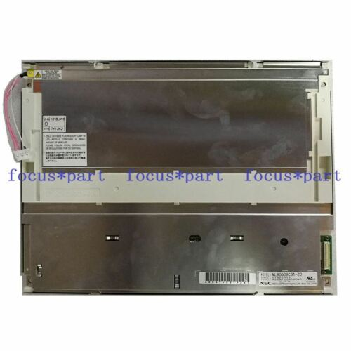 """12.1/"""" NEC NL8060BC31-20 Industrial LCD Display Screen Replacement Parts 800X600"""