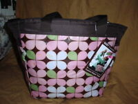 Baby Essentials Fashion Large Diaper Tote Bag
