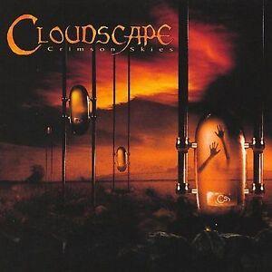 CLOUDSCAPE-Crimson-Skies-1-bon-trk-CD-13-trks-FACTORY-SEALED-2010-Nightmare-USA