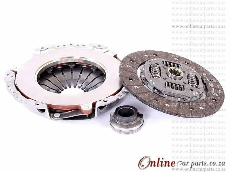Mahindra Scorpio Boler0 LDV 2.5 TDI 2.6 TDI 2004- Flat Face Bearing 240mm 10 Splines Clutch Kit
