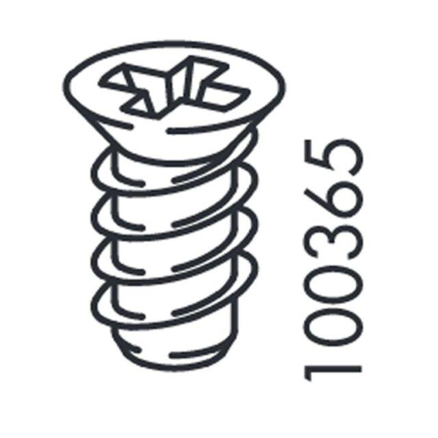 IKEA Spares Tiroir Coureur vis 100365 Malm Hemnes Brimnes brusali Trysil Mandal
