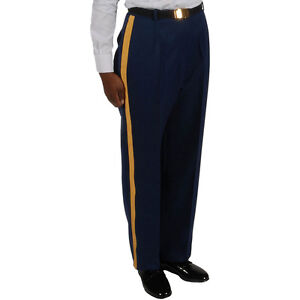 Army officer dress blue pants