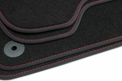 Premium Fußmatten für Audi A7 C7 4G Sportback Bj 2010-2018