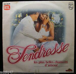 Details About 33 T Vinyl Tendresse Les Plus Belles Chansons Damour