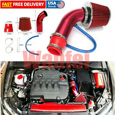 New Listinguniversal Car Cold Air Intake Filter Induction Pipe Power Flow Hose System Set Fits Corvette