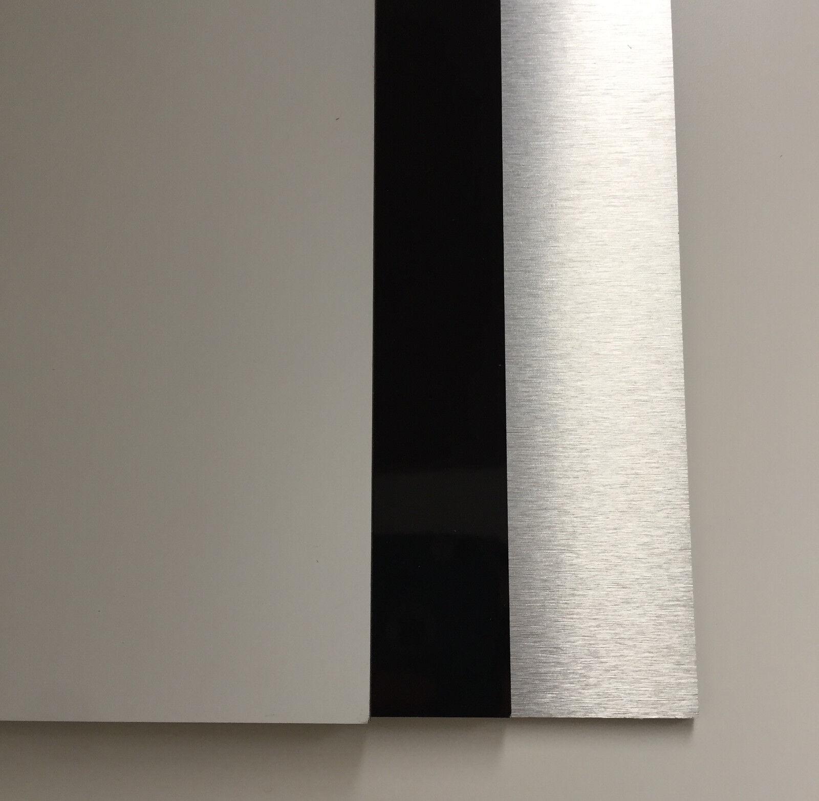 Aluverbundplatte witterungsBesteändig ideal für Balkon- und Fassadenverkleidung