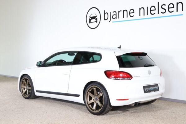 VW Scirocco 1,4 TSi 160 Sport Van - billede 2