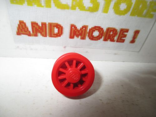 Lego Wheel Spoked 2x2 Stud bb19 Choose Color /& Quantity