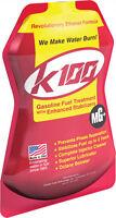 K100 24/pk Fuel Treatment (gasoline W/enhanced Stabilizer 2.5oz 465