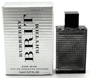 Burberry-Brit-Rhythm-for-Him-Eau-de-Toilette-Intense-Mini-5-ml-Splash-New-in-Box