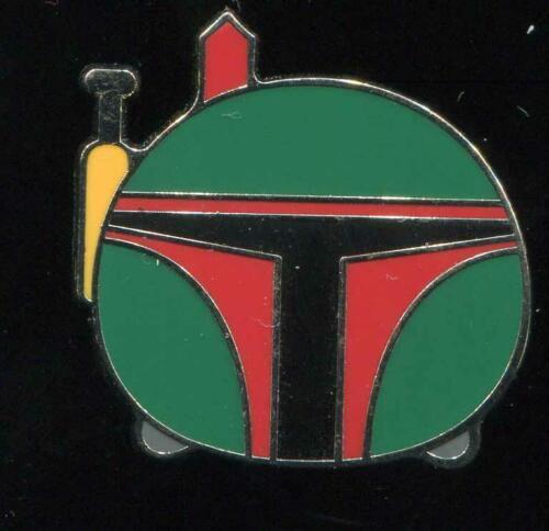 Star Wars Tsum Tsum Mystery Series 1 Boba Fett Disney Pin 120420