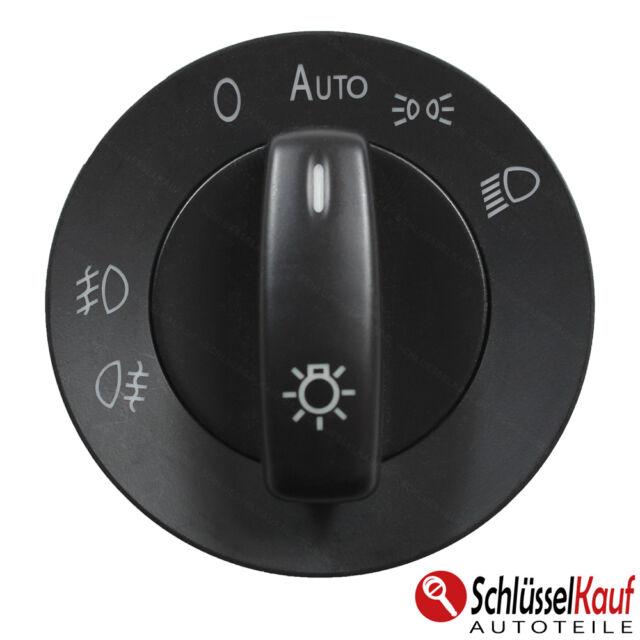 Lichtschalter Scheinwerfer 1K0941431AS passend für VW Golf 5 Jetta Passat Touran