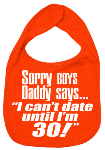 "Lustig Backwards /"" Tut Mir Leid Jungen Daddy Says I Can/'T Date Until I/'M 30 !/"""