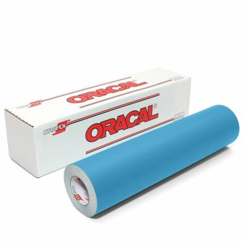 Two 12 Inch x 20 Foot Rolls Oracal ORAMASK 813 Translucent Stencil Film 2 Pack