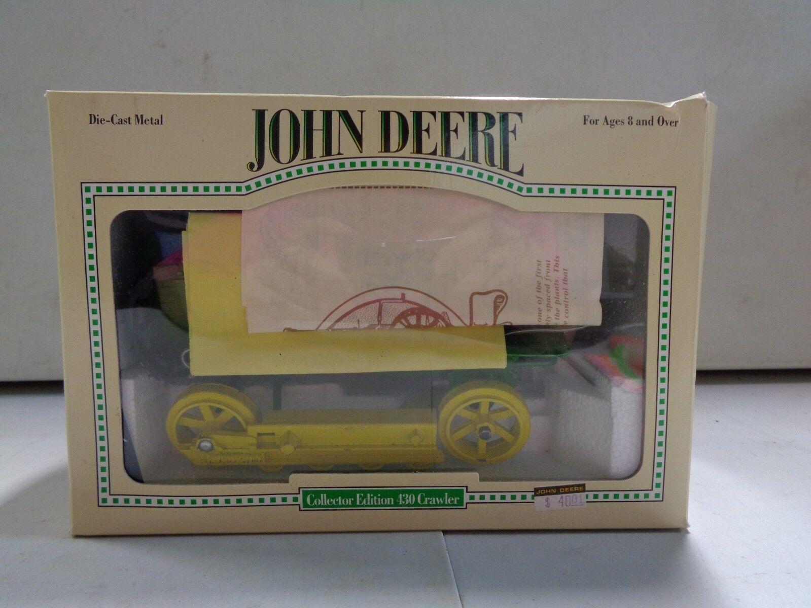 John John John Deere 430 Crawler 1 16 fa53f5
