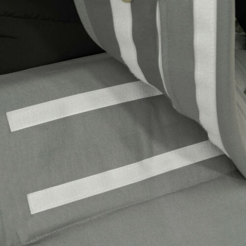 verstellbares Fussteil B-Waren Schaukelstuhl Schwingsessel FST16-DG-bwaren