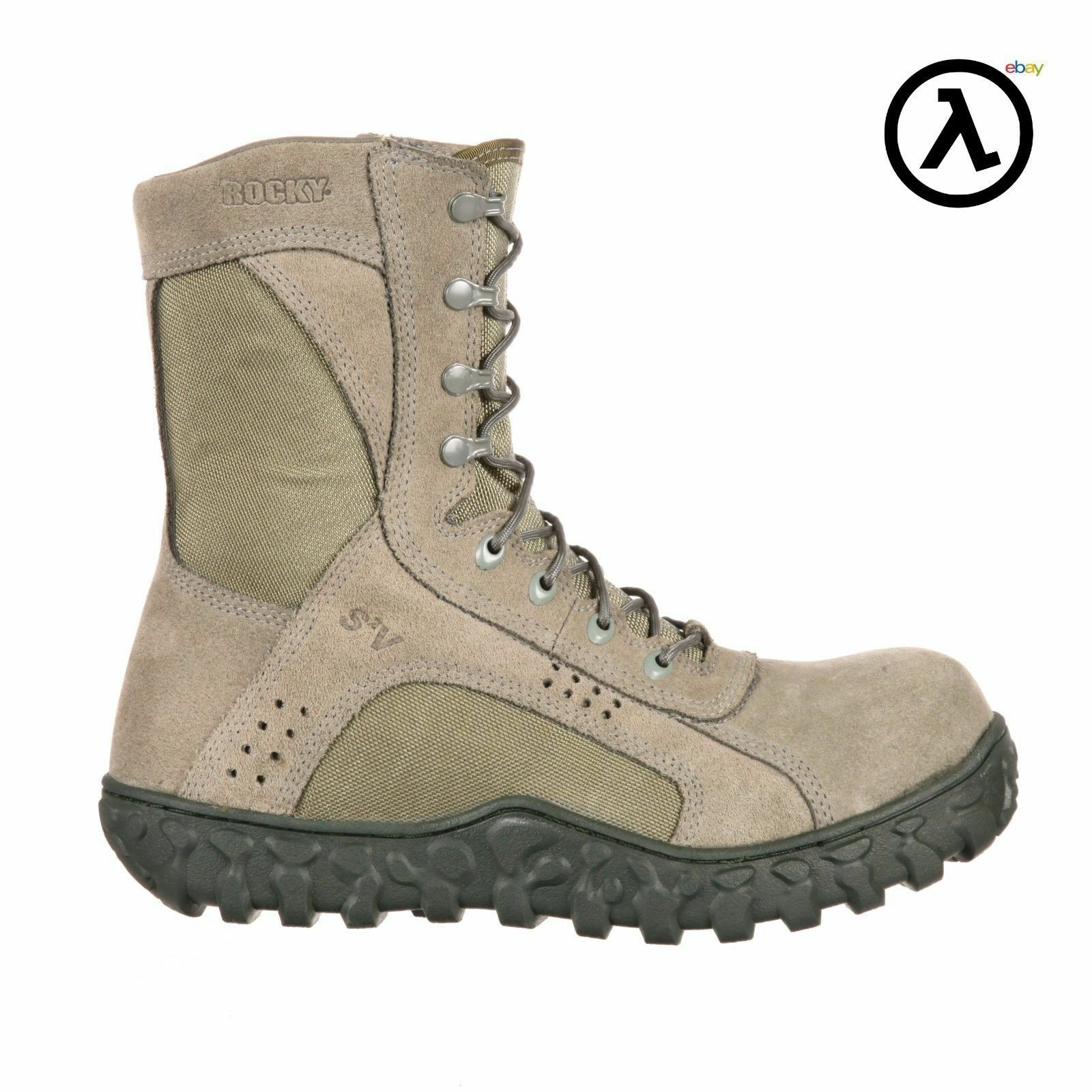 ROCKY S2V COMPOSITE TOE TACTICAL MILITARY BOOTS RKYC027 - ALL SIZES - SALE
