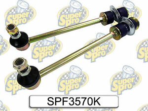 SUPER PRO Front Sway Bar Link Kit suits Commodore VU VX VY SUPERPRO