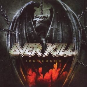 Overkill-Ironbound-CD-2013-NEW-Highly-Rated-eBay-Seller-Great-Prices