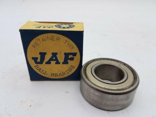 "JAF 5205-ZZ Retainer Type Ball Bearing 2/""OD 25mm NOS JAPAN 5205ZZ"