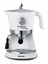 ARIETE 1337 MOKA AROMA ESPRESSO BIANCA Macchina caffe espresso MACINATO/CIALDE