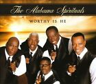 Worthy Is He [Digipak] by Alabama Spirituals (CD, Apr-2010, MCG Records)