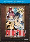 Fairy Tail Collection Two 8pc DVD BLURAY