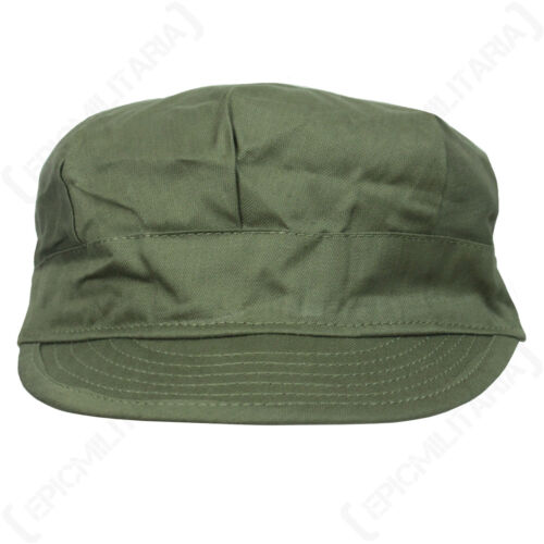 All Sizes Army Military Reproduction Olive Drab New WW2 US M41 HBT Field Cap